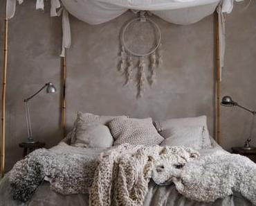 Une chambre Feng shui