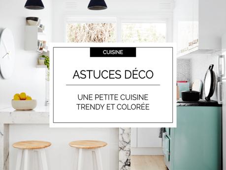 5 id es d co pour une cuisine chic et color e for Deco cuisine coloree