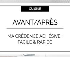 Diy des coussins color s et graphiques - Credence adhesive pour cuisine ...