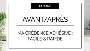 Inspiration couleur du bleu canard - Credence adhesive pour cuisine ...