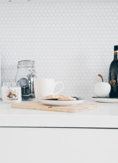 DIY : Une crédence adhésive pour ma cuisine