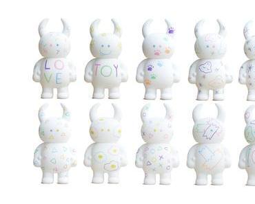 [Art toys] Wanted #3 : Les figurines du studio japonais Uamou