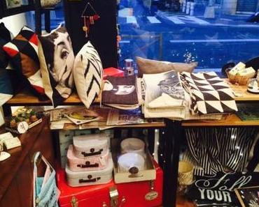 La boutique Anésidora à Nice