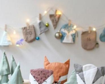 Calendriers de l'avent : inspirations Noël #1