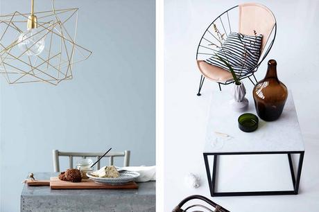 comment dynamiser la d co avec des motifs g om triques. Black Bedroom Furniture Sets. Home Design Ideas