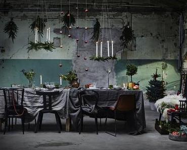 Noël 2015 / Inspirations #4 / Une table envoûtante chez Artilleriet /