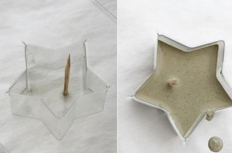 DIY ornement béton