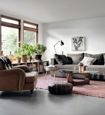 Nom d 39 une maison su doise plus vintage que scandinave - Deco maison suedoise ...