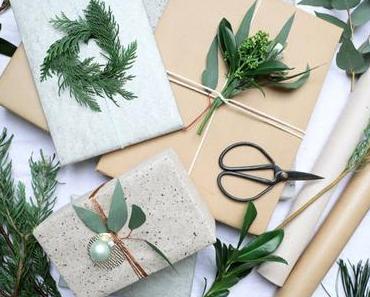 Emballages et étiquettes stylés pour vos cadeaux