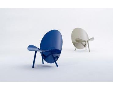 Michael Sodeau crée la chaise Halo par Hypetex