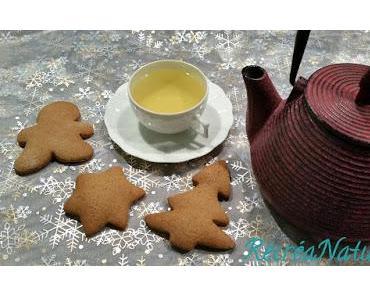 Tisane de Fleurs de Sureau du Jardin... pour Accompagner des Biscuits de Noël !