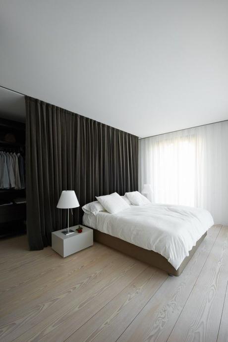 Une tête de lit, plusieurs fonctions