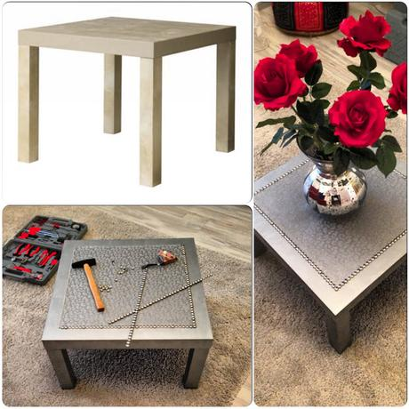 Customiser une table basse ikea - Customiser table basse ikea ...