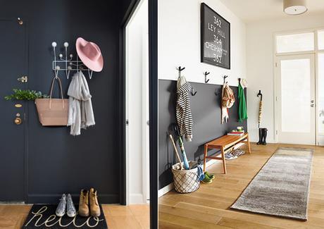 inspirations d co 5 indispensables pour une entr e accueillante. Black Bedroom Furniture Sets. Home Design Ideas