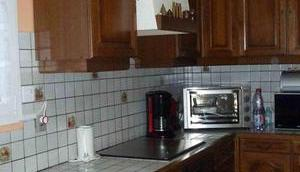 Pour ou contre les cuisines bicolores for Cuisine rustique relookee