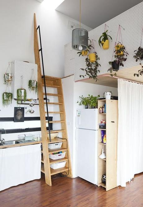 les id es infinies autour du panneau perfor. Black Bedroom Furniture Sets. Home Design Ideas