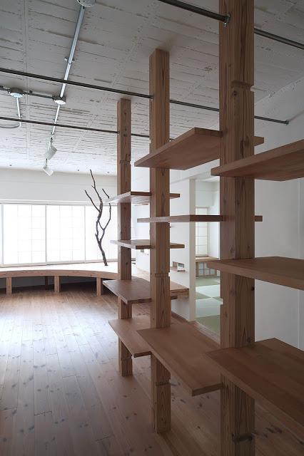 Nom D 39 Un Appartement Japonais Qui Fait Pousser Les Arbres