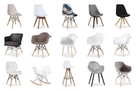 o trouver des chaises scandinaves petit prix. Black Bedroom Furniture Sets. Home Design Ideas