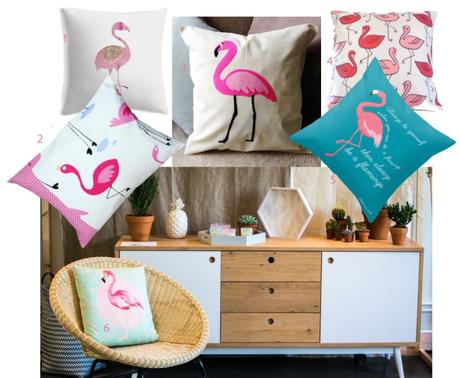 d co flamant rose flamingo around the corner. Black Bedroom Furniture Sets. Home Design Ideas