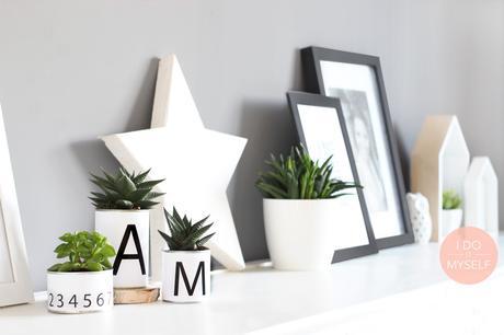Decoration lettres