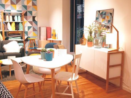 la redoute int rieurs s installe rue du tr sor paris. Black Bedroom Furniture Sets. Home Design Ideas