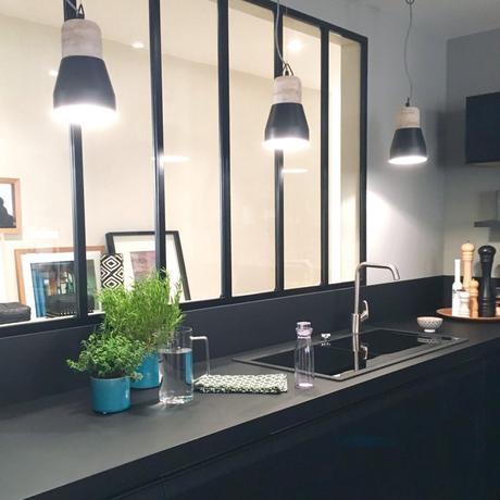 tendance d co la cuisine verri re. Black Bedroom Furniture Sets. Home Design Ideas