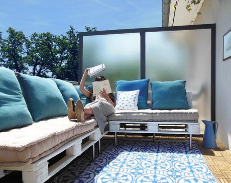 4 idées pour une terrasse ombragée - Focus Maison