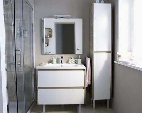 Les astuces d une salle de bain lumineuse for Salle de bain lumineuse