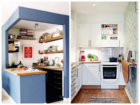 astuce rangement cuisine. Black Bedroom Furniture Sets. Home Design Ideas