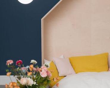 Un lit cabane pour une chambre d'enfant