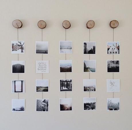 La deco avec des photos id es et inspirations - Idee deco avec des photos ...