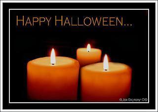 Faire soi-même des bougies parfumées pour Halloween