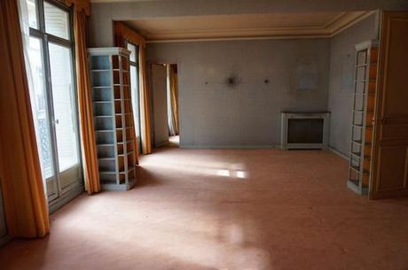 Avant Après : la renaissance d\'un appartement haussmannien