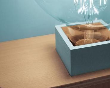 Objet du désir déco et design : Lampe Bigout