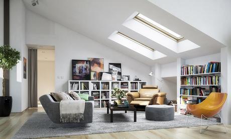 Dachgeschoss-Ausbau