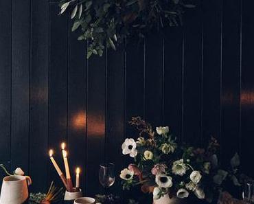 La couronne de Noël vue par une fleuriste