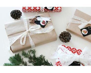 Noël 2016 #4 : On s'emballe pour les cadeaux…