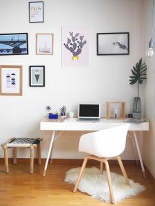 Comment am nager un coin bureau inspirant chez soi - Amenager un coin bureau ...