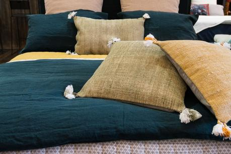 harmony textile voyage int rieur. Black Bedroom Furniture Sets. Home Design Ideas