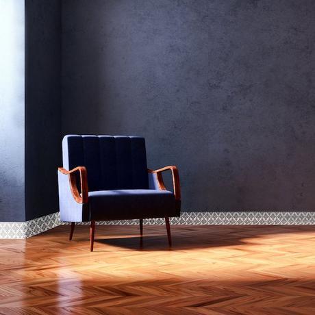 10 astuces pour cacher des fils lectriques. Black Bedroom Furniture Sets. Home Design Ideas