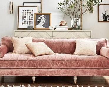 [Je convoite] le canapé rose