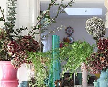 Le printemps s'invite dans une maison londonienne