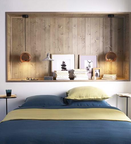 La tête de lit, une décoration tendance et fonctionnelle