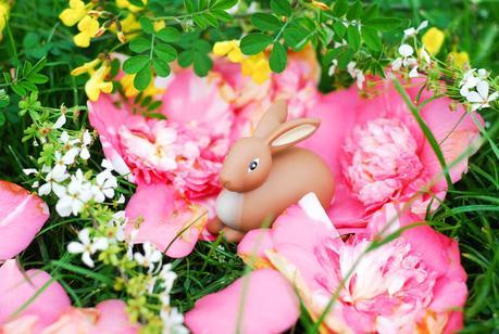 Une déco florale pour Pâques