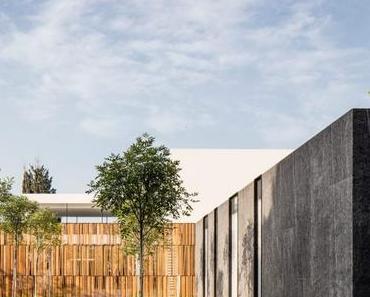 Visite Déco : une maison transparente et minimaliste en Israël