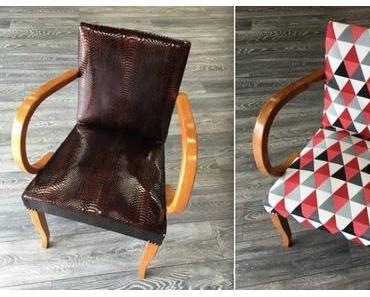 Comment retapisser un fauteuil soi-même