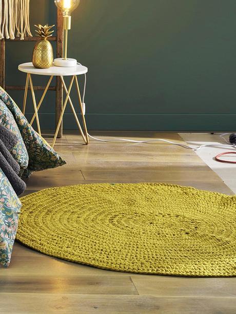 quel style de tapis choisir pour une d co boh me. Black Bedroom Furniture Sets. Home Design Ideas