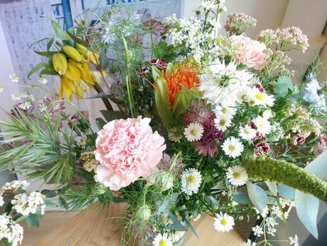 {Coup de coeur} Pampa, des bouquets de fleurs originales livrés à vélo