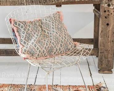 Collectif Project Inside / Je craque pour les Bertoia blanches /