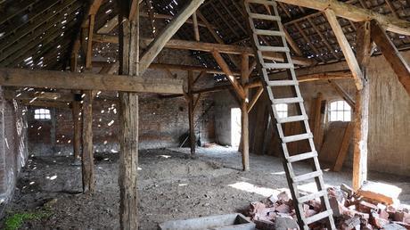 Pays-Bas / Superbe reconversion d'une ancienne ferme /